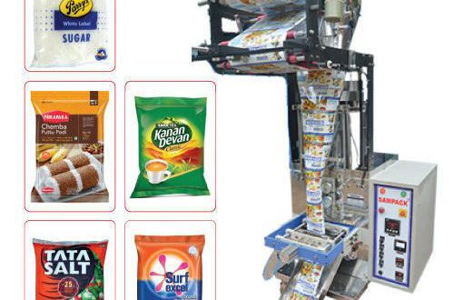 دستگاه تولید و بسته بندی خشکبار